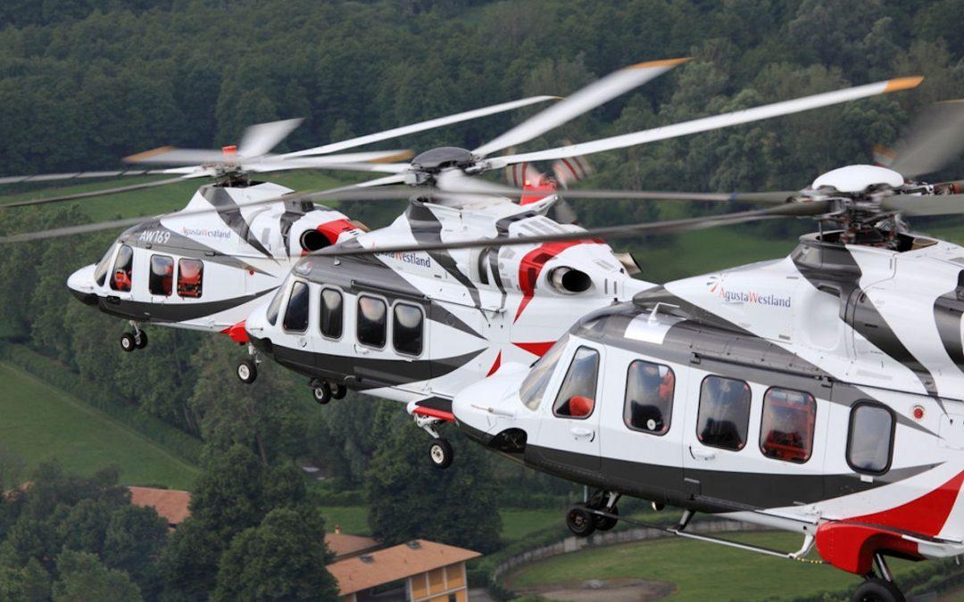 Производитель вертолетов / Разработка сайта