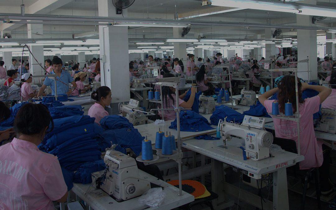 Сайт швейной фабрики / Яндекс.Директ
